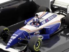 David Coulthard Williams FW16 #2 GP debutto spagnolo GP formula 1 1994 1:43 Minichamps