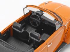 Volkswagen VW coléoptère 1303 cabriolet année de construction 1973 orange 1:18 Norev