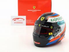 Kimi Räikkönen Ferrari SF71H Formel 1 2018 Helm 1:2 Bell