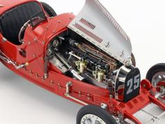 Bugatti tipo 35 Grand Prix #25 Nation Colour Project Portogallo 1:18 CMC