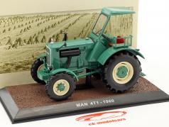 MAN 4TI Traktor anno di costruzione 1960 verde 1:32 Atlas