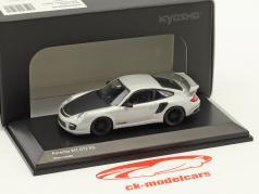 Porsche 911 GT2 RS silber metallic / schwarz 1:64 Kyosho