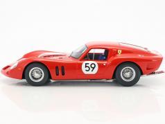 Ferrari 250 GT Drogo #59 5 1000km Nürburgring 1963 Langlois van Ophem, Elde 1:18 CMR