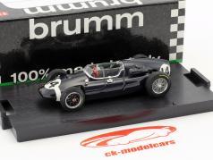 Stirling Moss Cooper T51 #14 vincitore italiano GP formula 1 1959 1:43 Brumm