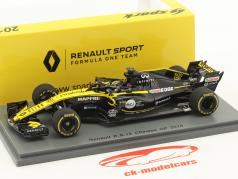 Nico Hülkenberg Renault R.S.18 #27 6th China GP Formel 1 2018 1:43 Spark