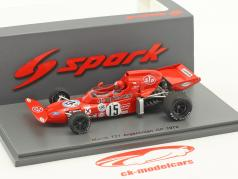 Niki Lauda March 721 #15 Argentine GP formule 1 1972 1:43 Spark