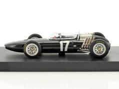 Graham Hill BRM P57 #17 Winner Netherlands GP World Champion formula 1 1962 1:43 Brumm