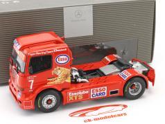 L. Faure Mercedes-Benz Racetruck #7 team Tiger 1998 1:43 Minichamps