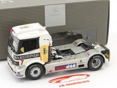 S. Buttiero Mercedes-Benz Race Truck #7 team Warsteiner 1999 1:43 Minichamps