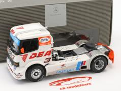 M. Oestreich Mercedes-Benz Race Truck #3 Team DKV M-Racing 1999 1:43 Minichamps