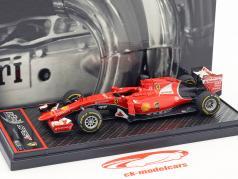 Ferrari SF15-T Launch Version formula 1 2015 1:43 BBR