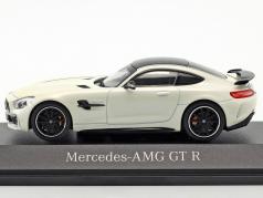 Mercedes-Benz AMG GT R diamond white 1:43 Norev