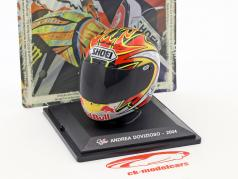 Andrea Dovizioso Weltmeister 125cm³ 2004 Helm 1:5 Altaya