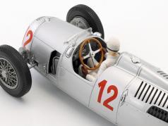 Auto Union Typ C #12 H. Stuck GP Budapest formule 1 1936 1:18 Minichamps