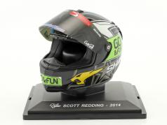 Scott Redding MotoGP 2014 casque 1:5 Altaya