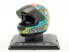 Valentino Rossi Weltmeister 250cm³ 1999 Helm 1:5 Altaya