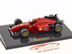 M. Schumacher Ferrari F310 Formula 1 1996 with showcase 1:43 Altaya