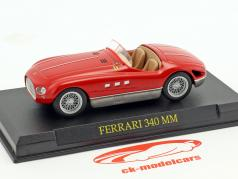 Ferrari 340 MM red 1:43 Altaya