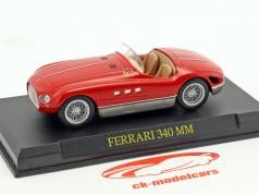 Ferrari 340 MM rouge 1:43 Altaya