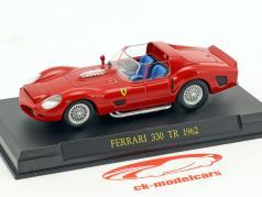 Ferrari 330 TR Baujahr 1962 rot 1:43 Altaya