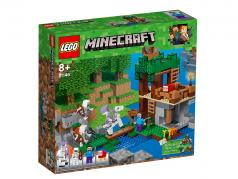 LEGO® Minecraft™ Die Skelette kommen!