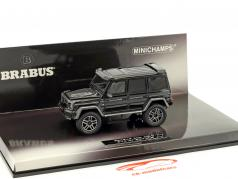 Brabus 500 4x4² Baujahr 2016 schwarz metallic 1:43 Minichamps