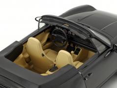 Porsche 911 (993) Carrera Cabriolet anno di costruzione 1993 nero 1:18 Norev