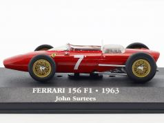 John Surtees Ferrari 156 F1 #7 formula 1 1963 1:43 Atlas