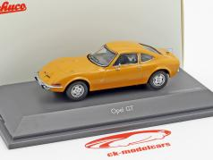 Opel GT orange 1:43 Schuco