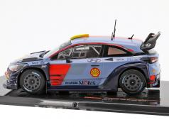 Hyundai i20 Coupe WRC #4 #5 Rallye Spain 2017 1:43 Ixo