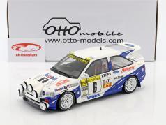 Ford Escort RS Cosworth #6 Winner Rally Monte Carlo 1994 Delecour, Grataloup 1:18 OttOmobile
