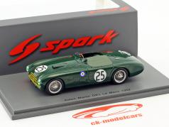 Aston Martin DB3 #25 24h LeMans 1952 Macklin, Collins 1:43 Spark
