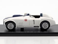 Cunningham C4-R #1 24h LeMans 1954 Cunningham, Bennett 1:43 Spark