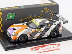 Mercedes-Benz AMG GT3 #999 3 ° FIA GT Cup Macau 2017 Maro Engel 1:43 Spark
