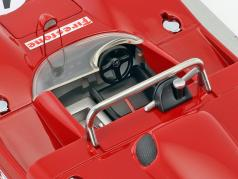 Alfa Romeo T33/3 #11 4 ° 1000km Nürburgring 1971 de Adamich, Pescarolo 1:18 Tecnomodel