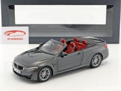 BMW M4 Convertible gray 1:18 ParagonModels