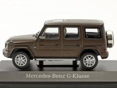 Mercedes-Benz G-Class (W463) designo citrine brown magno 1:43 Norev