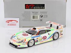 Porsche 911 GT1 Evo #38 3rd Petit LeMans 1998 Boutsen, Wollek, Kelleners 1:18 UT-Models