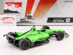 Danica Patrick Chevrolet #13 IndyCar Series 2018 Ed Carpenter Racing 1:18 Greenlight
