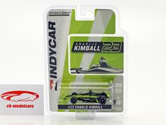 Charlie Kimball Chevrolet #23 IndyCar Series 2018 Carlin 1:64 Greenlight