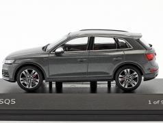 Audi SQ5 TFSI daytona gris 1:43 Paragon Models