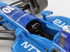 Ed Jones Honda #10 IndyCar Series 2018 Chip Ganassi Racing 1:18 Greenlight