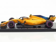 Stoffel Vandoorne McLaren MCL33 #2 9th Australien GP Formel 1 2018 1:43 Spark