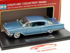 Mercury Park Lane anno di costruzione 1960 blu metallico 1:43 Goldvarg