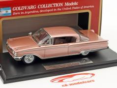 Mercury Park Lane anno di costruzione 1960 rosa metallico 1:43 Goldvarg
