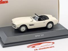 BMW 507 Roadster elfenbein 1:43 Schuco
