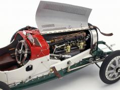 Bugatti Typ 35 Grand Prix #43 Nation Colour Project Ungarn 1:18 CMC