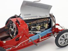 Bugatti Typ 35 Grand Prix #10 Nation Colour Project Chile 1:18 CMC