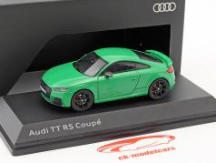 Audi TT RS Coupe verde 1:43 iScale