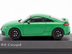 Audi TT RS Coupe vert 1:43 iScale